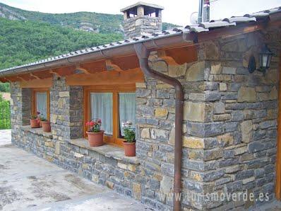 Turismo Verde Huesca. Casa La Cuadreta en Herrerias de Calvera